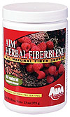 Raspberry Herbal Fiberblend - colon cleansing - constipation