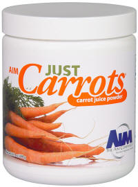 Just Carrots Powder