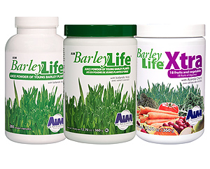 BarleyLife - Dramatically improved over the Barleygreen and other green juices! Click here for BarleyLife!